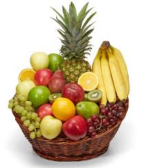Premium Fruit Basket at From You Flowers