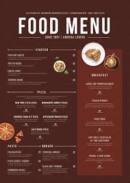 49+ Creative Restaurant Menu Design Ideas That Will Trick People To Order  More - TastyMatters.com | Restaurant menu design, Breakfast menu design, Menu  restaurant